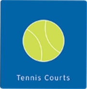 Tennis Booking Icon