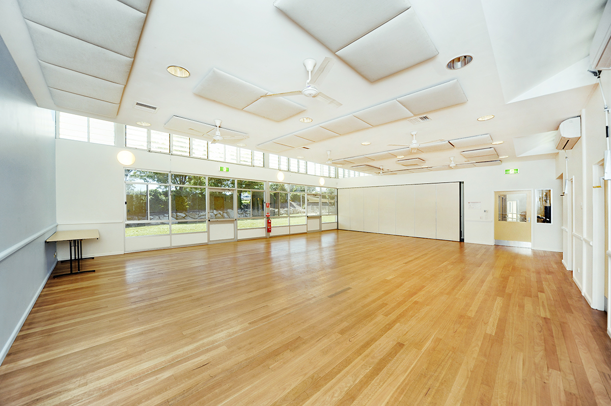 Aberdoon Homestead Reserve Rouse Hill Community Centre