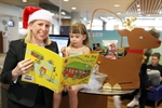 Mayor Byrne Pictured with her daughter Maddison at Castle Hill Library.jpg