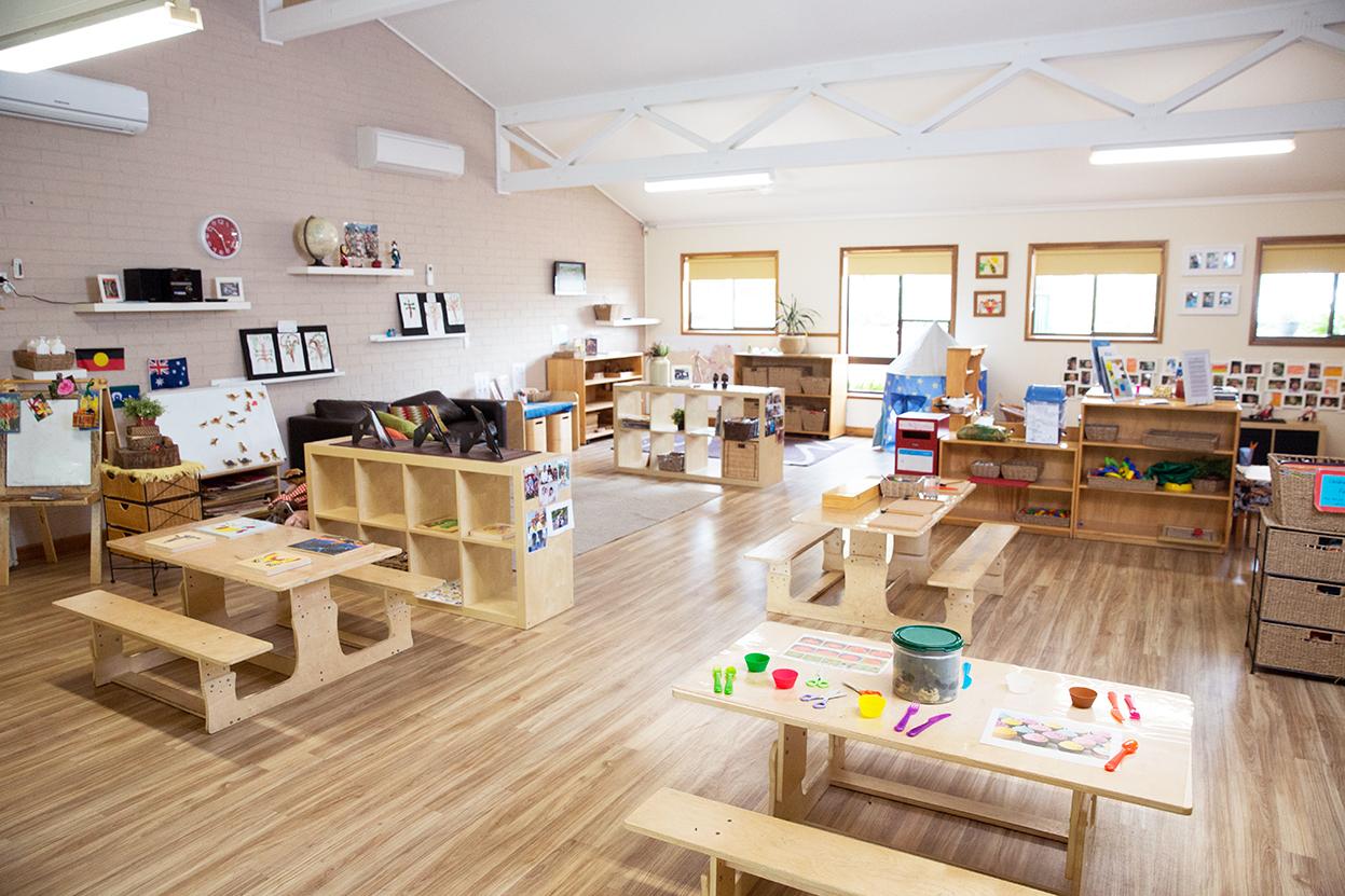Excelsior avenue child care centre castle hill for Child care center design guide