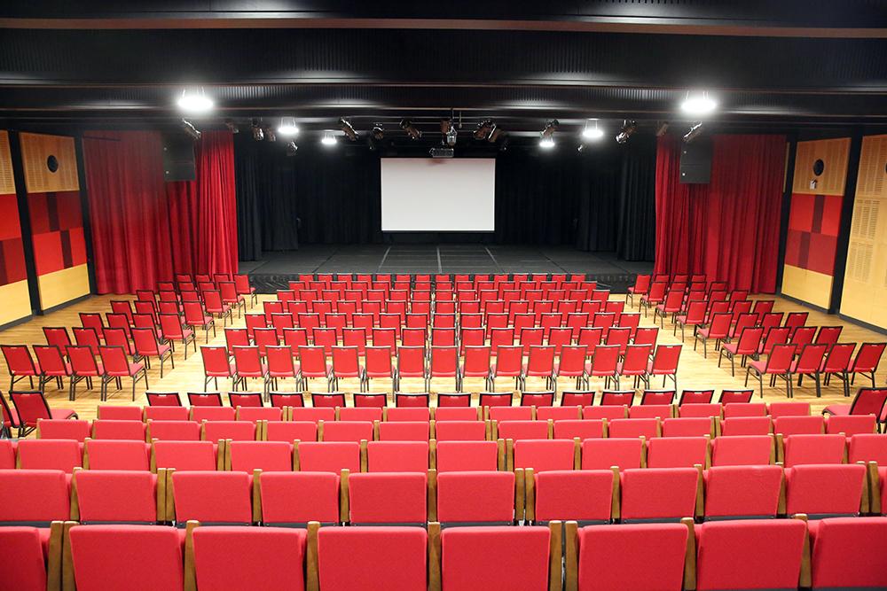 The Pioneer Theatre