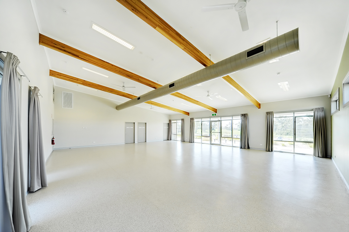 Wrights Road Community Centre Activity Room
